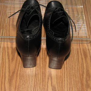 Franco Sarto Shoes - FRANCO SARTO Devote Black Oxford Shoes Size 8M
